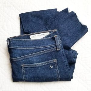Rag & Bone high waist skinny jeans Mad River